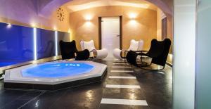 4 hviezdičkový hotel Welness Hotel Harmony Třešť Česko