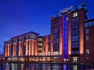 Radisson Blu Hotel Belfast (1 of 53)
