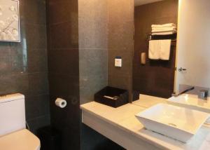 Yi-Wu Commatel Hotel, Hotely  Kanton - big - 14