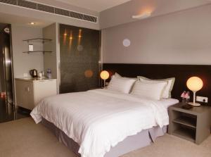 Yi-Wu Commatel Hotel, Hotely  Kanton - big - 17