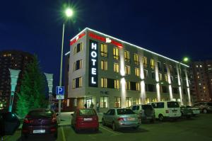 Hotel Krokus - Mendeleyevsk