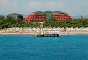 Delphin Deluxe Resort - Hotel - Okurcalar