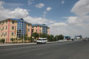 Golden Rose Hotel, Hotels  Atyraū - big - 32