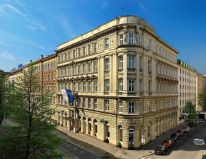 Bellevue hotel,  Vienna, Austria. The photo picture quality can be variable. We apologize if the quality is of an unacceptable level.
