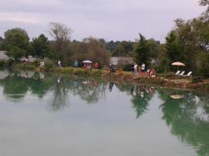 Hipsta River, Holiday parks  Gudauta - big - 33