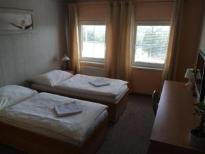 Double or Twin Room Hotel Pohadka