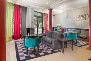 Hotel Claret, Szállodák  Párizs - big - 42