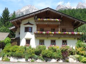 Ferienhaus Niedermoser
