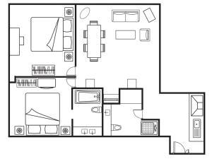 Somerset on Elizabeth Melbourne, Apartmanhotelek  Melbourne - big - 18