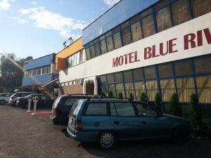 Motel Blue River Calimanesti
