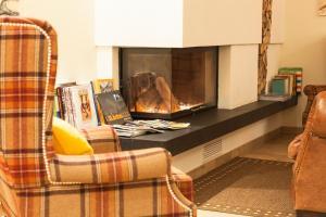 Der Waldhof, Hotely  Sankt Anton am Arlberg - big - 20