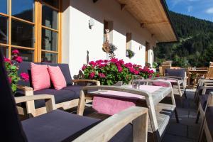 Der Waldhof, Hotely  Sankt Anton am Arlberg - big - 42