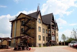 Phlogiston Hotel - Neva