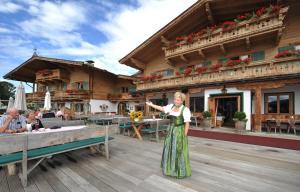 Rosis Sonnbergstuben - Hotel - Kitzbühel