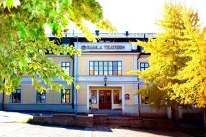 Best Western Hotel Gamla Teatern - Östersund