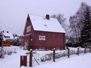 Landhaus Lüneburger Heide, Дома для отпуска  Нойенкирхен - big - 8