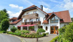Rhön-Hotel Sonnenhof - Restaurant & Café - Poppenhausen