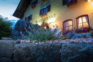 Hotel Restaurant Alpenglück, Affittacamere  Weißbach - big - 22