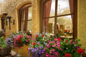 Hotel Restaurant Alpenglück, Affittacamere  Weißbach - big - 13