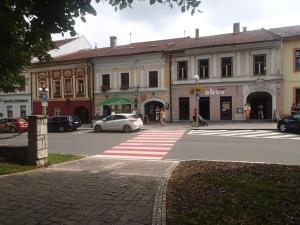 Penzión a Reštaurácia u Jeleňa - Hotel - Stará Ľubovňa