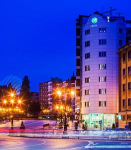 Hotel Nature Oviedo - Caces