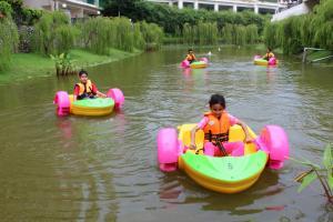 Caribbean Bay Resort @ Bukit Gambang Resort City, Resorts  Gambang - big - 27