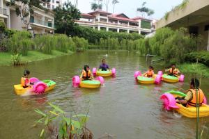 Caribbean Bay Resort @ Bukit Gambang Resort City, Resorts  Gambang - big - 26