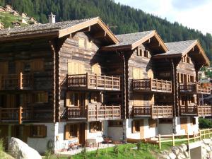 Apartments Vieux Chalet - Hotel - Grimentz