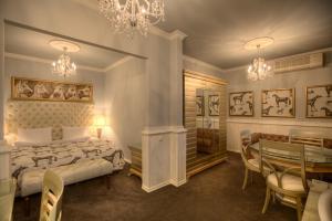 Yar Hotel & SPA, Hotely  Chertovitsy - big - 45