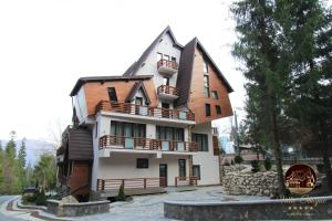 Oblique - Forest & Spa - Hotel - Sinaia