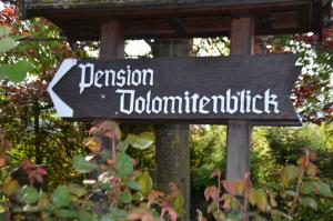 Pension Dolomitenblick
