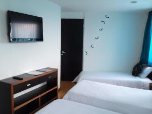 Benidorm Hotel, Szállodák  Manizales - big - 41