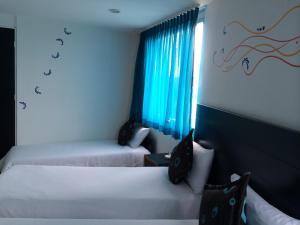 Benidorm Hotel, Szállodák  Manizales - big - 40