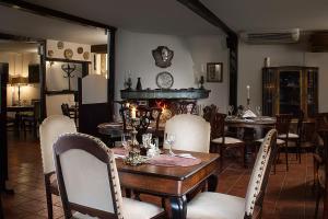 Pensiune-Restaurant Tara Luanei