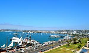 Wyndham San Diego Bayside, Hotels  San Diego - big - 14