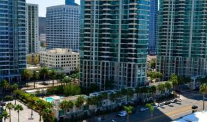 Wyndham San Diego Bayside, Hotel  San Diego - big - 35