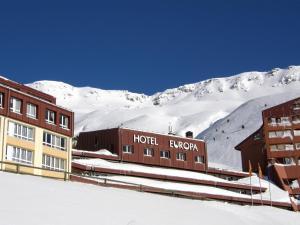 Hotel Europa, Hotely  Astun  - big - 26