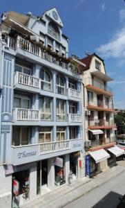 Thomas Palace Apartments, Apartmány  Sandanski - big - 31