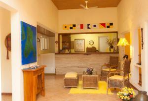 Hotel Ilhasol, Отели  Ильябела - big - 48