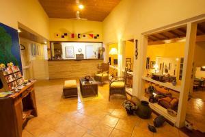 Hotel Ilhasol, Отели  Ильябела - big - 40