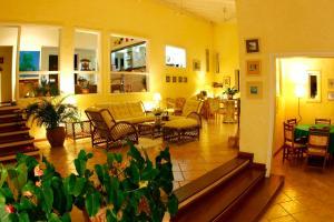 Hotel Ilhasol, Отели  Ильябела - big - 39