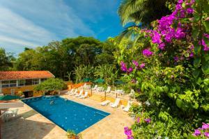 Hotel Ilhasol, Отели  Ильябела - big - 28
