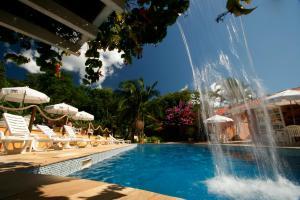 Hotel Ilhasol, Отели  Ильябела - big - 43