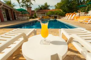 Hotel Ilhasol, Отели  Ильябела - big - 44