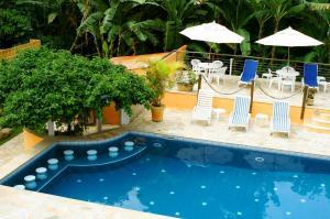 Hotel Ilhasol, Отели  Ильябела - big - 42