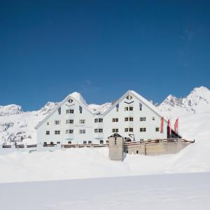 Alpenhotel St.Christoph - Hotel - Sankt Christoph am Arlberg