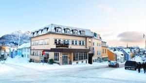 Skansen Hotel, Hotels  Tromsø - big - 27