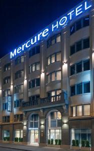 emblème de l'établissement Mercure Hotel Brussels Centre Mid