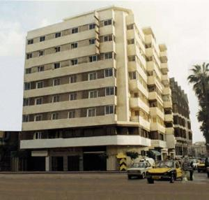 Отель Hotel Delta, Александрия