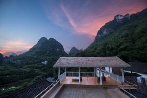 Zen Box House, Pensionen - Yangshuo